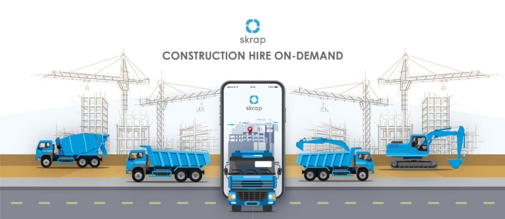 Skrap - the startup that's disrupting construction hire